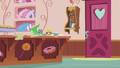 Gummy still on the kitchen table S5E8.png