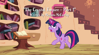 Twilight trying to find the book S3E01