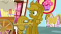 Applejack covered in glitter S3E8.png
