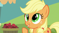 Applejack interested in Filthy Rich's idea S6E23.png