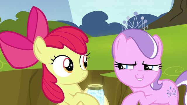 """File:Diamond Tiara """"I might've known you'd end up"""" S5E4.png"""