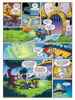 Legends of Magic issue 3 page 2