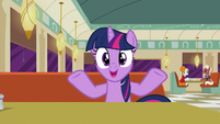 "Twilight ""she'll be able to find anything"" S6E9"