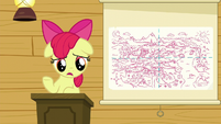 "Apple Bloom ""what do we do until then?"" S6E4"