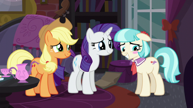 File:Coco Pommel blushing with embarrassment S5E16.png