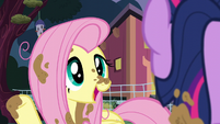 "Fluttershy ""you and I are the only ones left"" S5E3"
