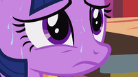 Twilight sweating S2E20