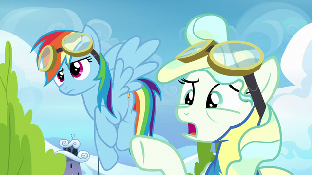 """File:Vapor Trail """"not if you don't practice"""" S6E24.png"""