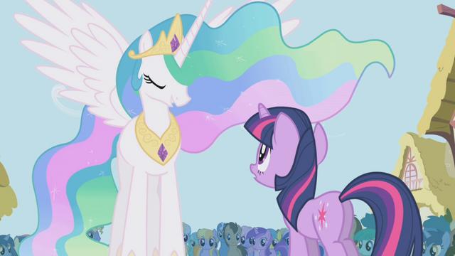 File:Princess Celestia makes a new decree S1E02.png