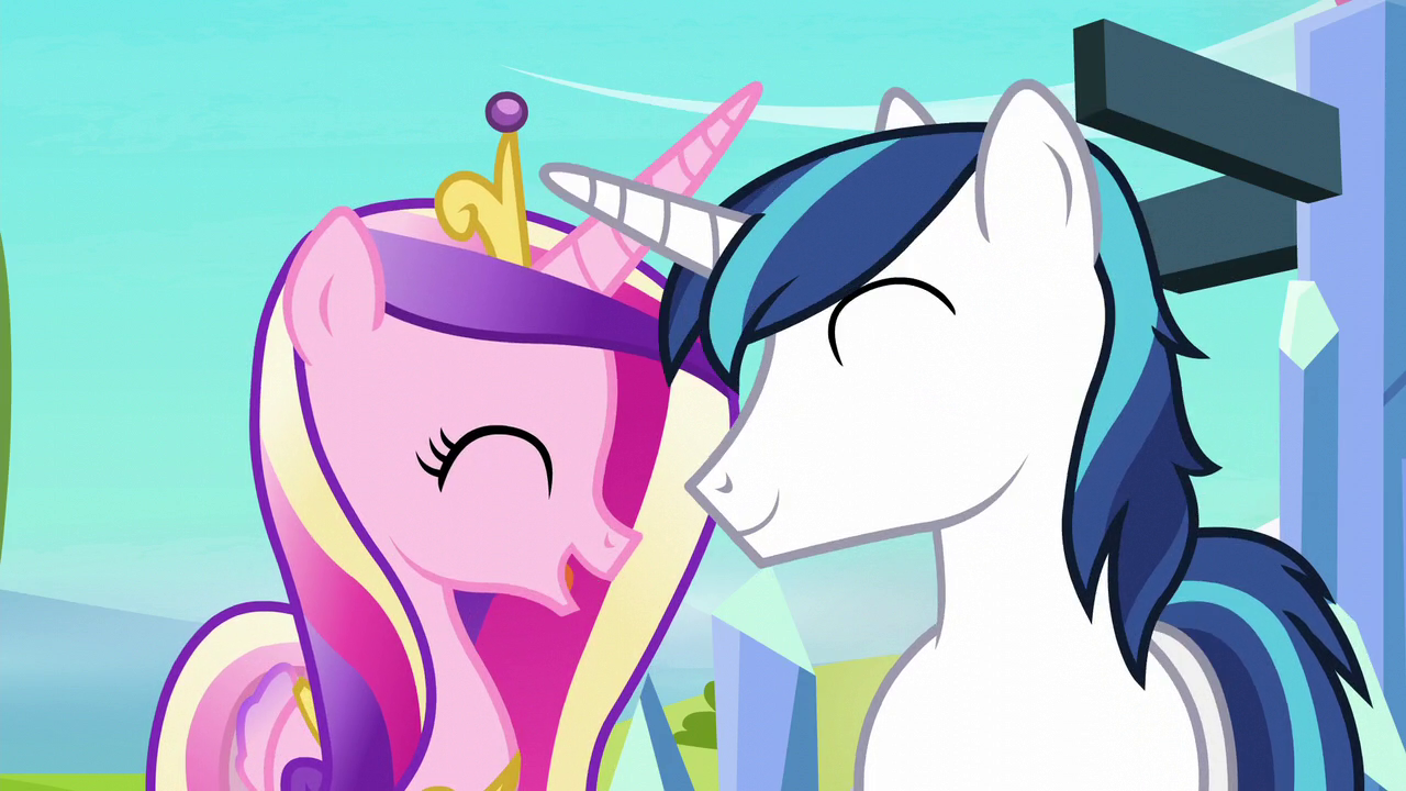 Image - Cadance names the baby S6E2.png   My Little Pony ... - photo#31