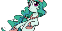 List of non-pony characters/Seaponies and mermares