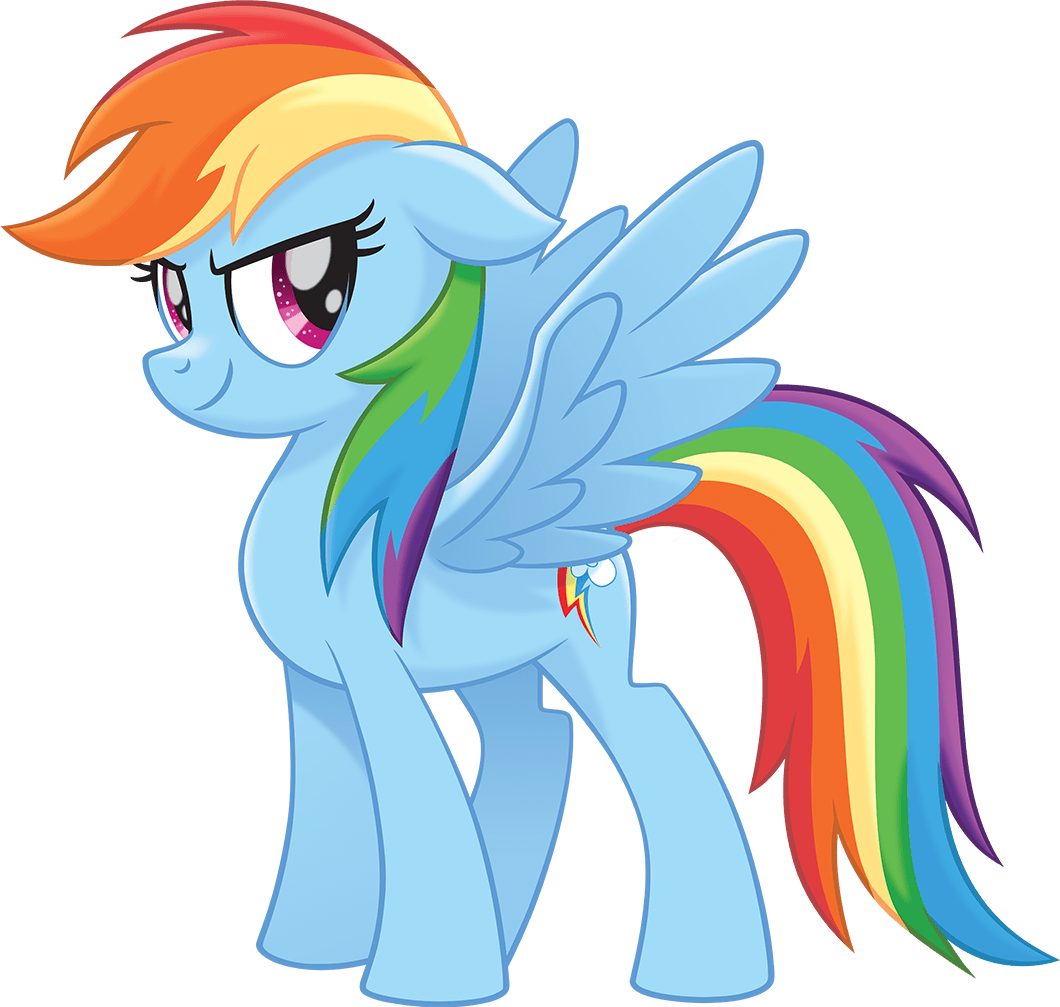 Image mlp the movie rainbow dash official - My little pony wikia ...