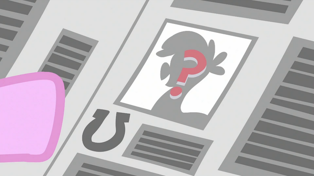 File:Question mark on a pony on a newspaper S2E23.png