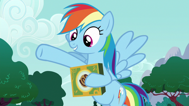 """File:Rainbow """"I could prank everypony at once"""" S6E15.png"""