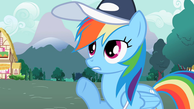 "File:Rainbow Dash ""Take some points"" S2E07.png"