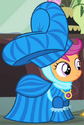 Scootaloo school play costume ID S4E19