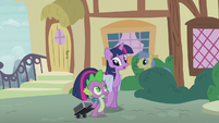 """Twilight """"when I looked again, she was gone!"""" S5E25"""