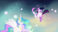 Twilight about to transform S03E13