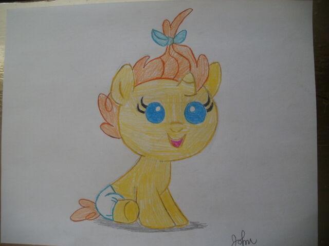 File:FANMADE Pumpkin Cake drawing.jpg