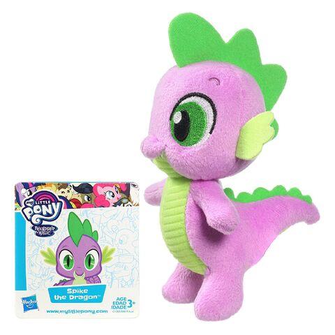 File:My Little Pony Spike the Dragon small plush.jpg