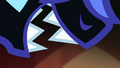 Nightmare Moon bares her fangs S4E01.png