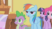 "Rainbow Dash ""Not, cool"" S1E05"