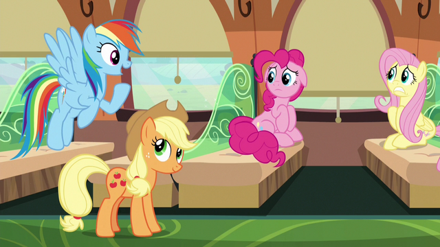 """File:Rainbow Dash """"talked up the team a little"""" S6E18.png"""