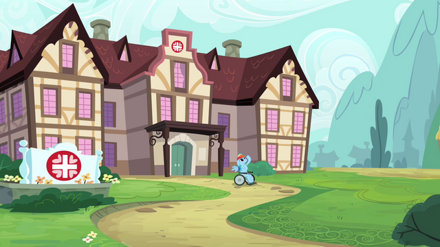 File:Rainbow Dash shout S02E16.png