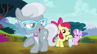"Silver Spoon ""because nopony else will!"" S5E4"