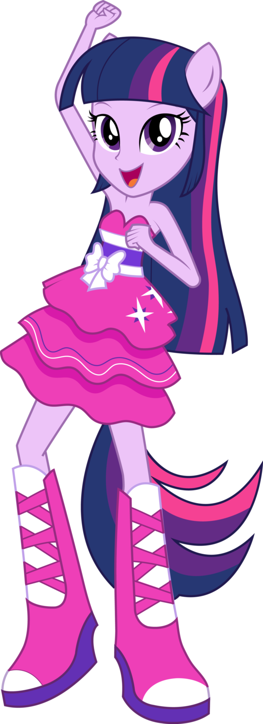 Image - Twilight sparkle dance vector by icantunloveyou