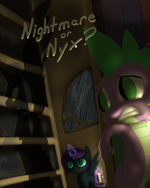 Nightmare or Nyx by Valcron
