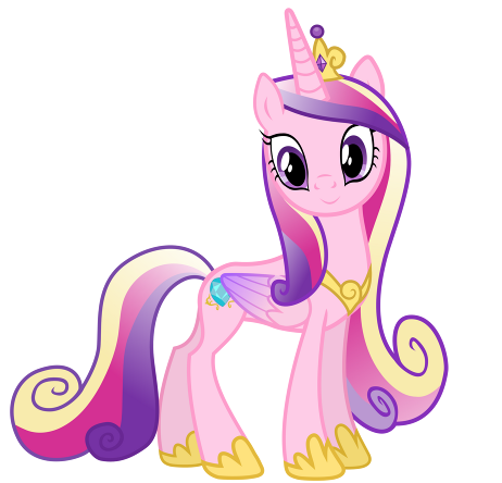 Image princess cadence vector my little - My little pony cadence ...