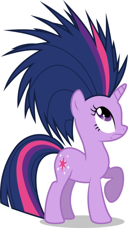 Image - Twilight Sparkle hair.png | My Little Pony Fan ...