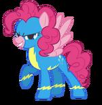 Pinkie Pie the Wonderbolt