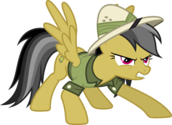 Daring Do by 90Sigma