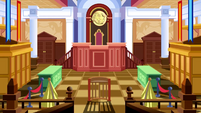 Equestrian Courtroom final design by TheAljavis