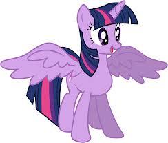 Twilight Sparkle as an alicorn