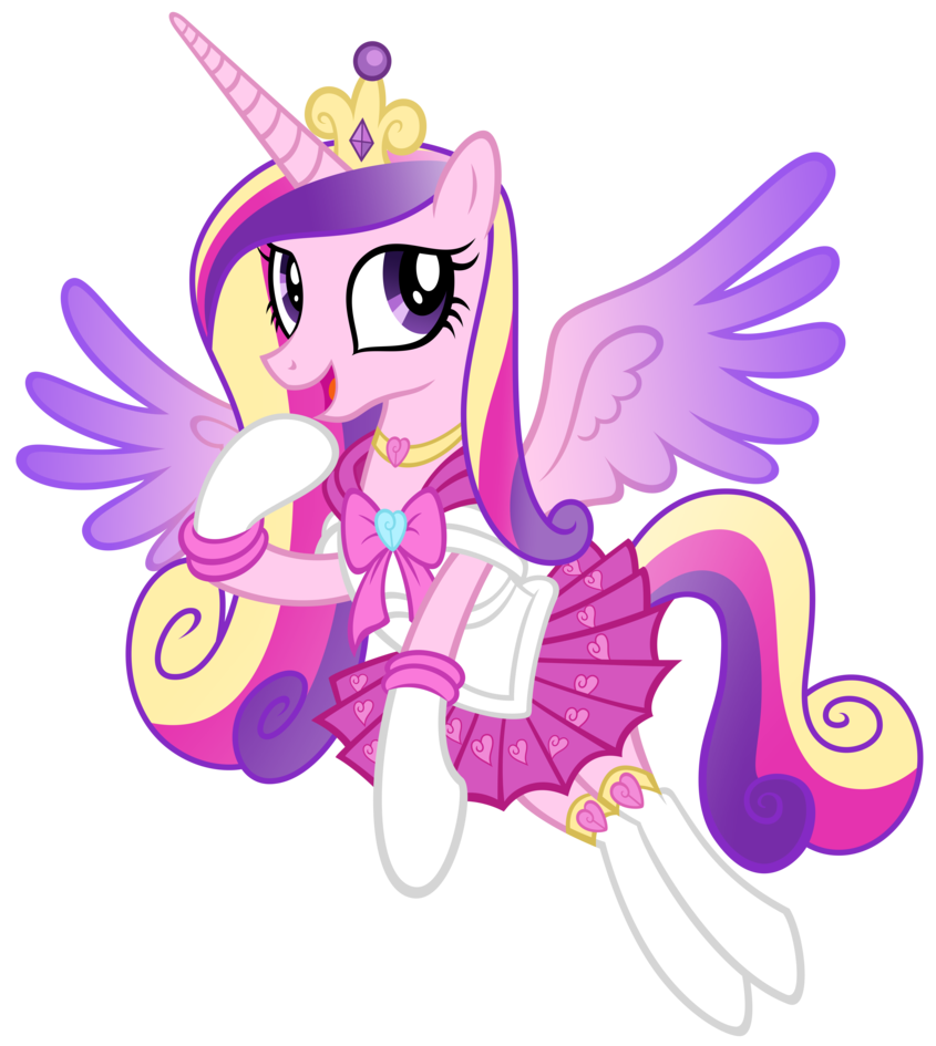 Image sailor scout cadence by my - My little pony cadence ...