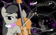 Octavia wallpaper by artist-dragonsixzeyfb