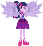 MLPEGLoE Sparkling wings Vector by ElectricGame