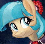 Square Series Coco Pommel by sophiecabra