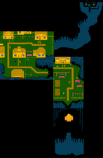 Sunny Town map