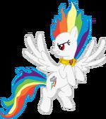 Super Rainbow Dash by CoolerRainbowDash