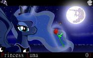 Princess Luna wallpaper by artist-ringodaifuku