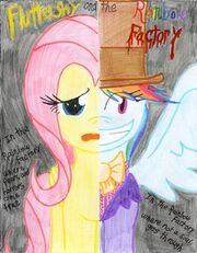 Fluttershy and the rainbow factory by the1king-d6jphcn-1-