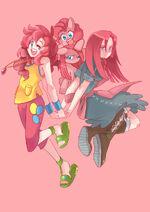 Pinkie Pie by sapphire1010