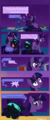 Nyx and Twilight Sparkle stargazing by Dotrook.png