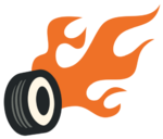 Wild Fire cutie mark by ZuTheSkunk re-scaled