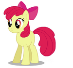 Apple Bloom grown up