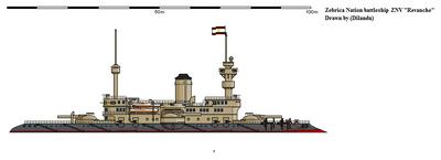 Zebra Nation battleship